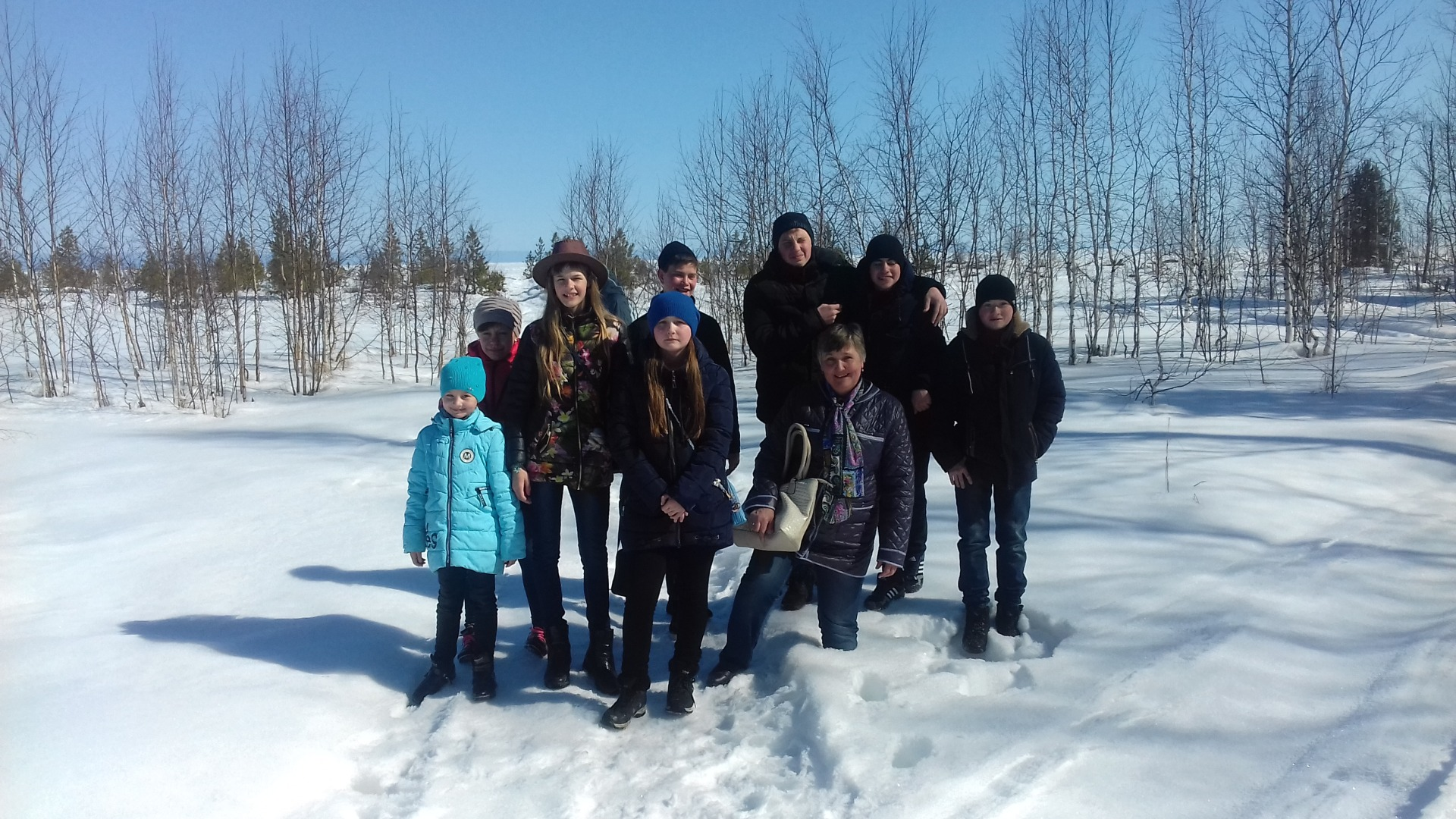 1. Поселок Утулик. По дороге на Байкал